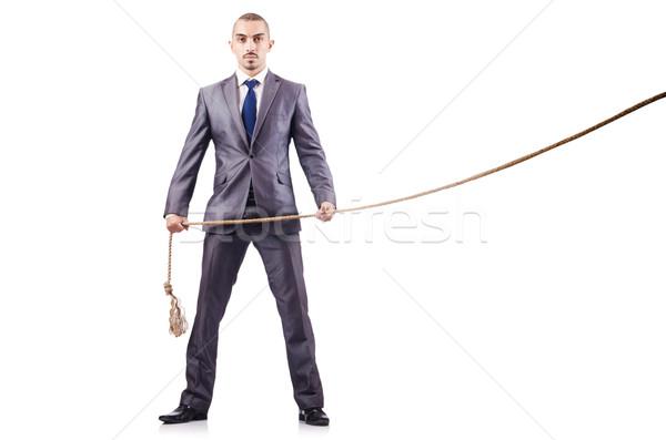 男 戦争 白人 白 ビジネス 手 ストックフォト © Elnur