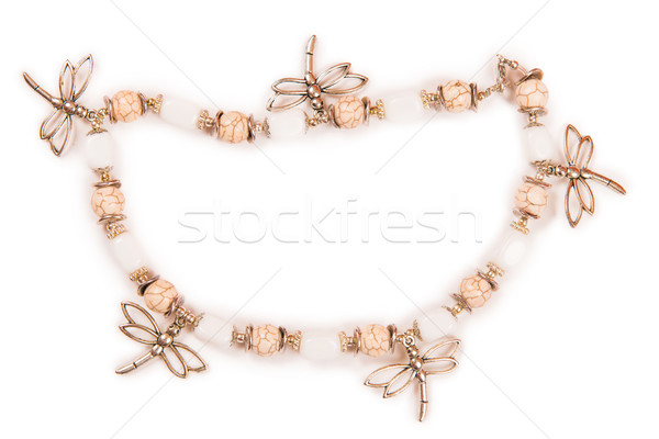 The jewellery bracelet armlet isolated on white background Stock photo © Elnur