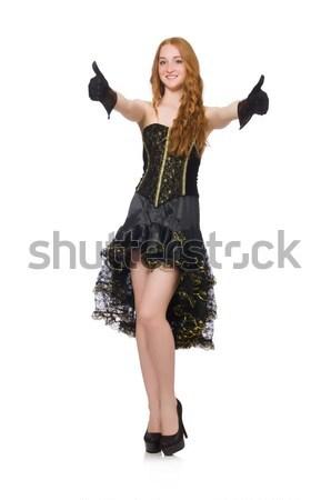 Kobieta moda odzież dziewczyna sexy tle Zdjęcia stock © Elnur