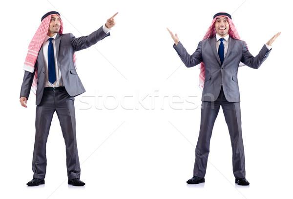 Photos arabes affaires heureux travaux Photo stock © Elnur