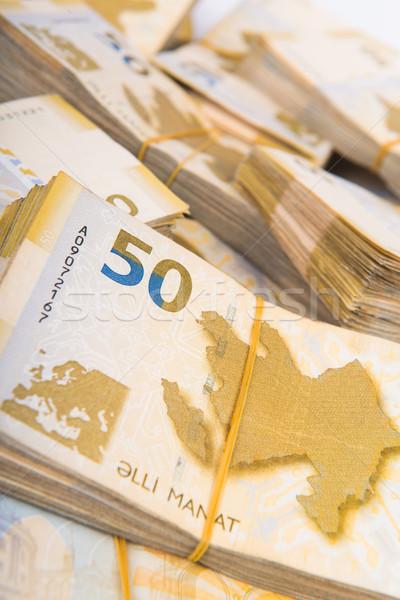 Dinheiro negócio bancário projeto de lei crédito Foto stock © Elnur