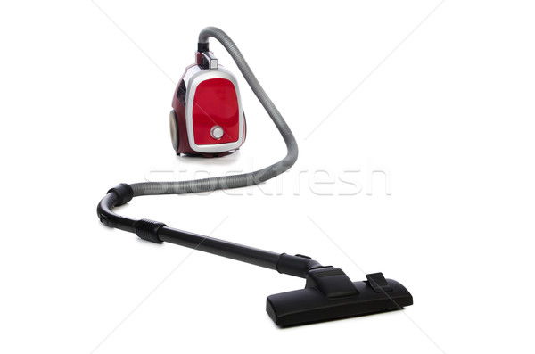 Vacuum cleaner isolated on the white background Stock photo © Elnur