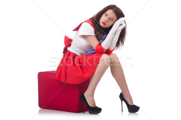 отпуск бизнеса девушки красоту лет Сток-фото © Elnur