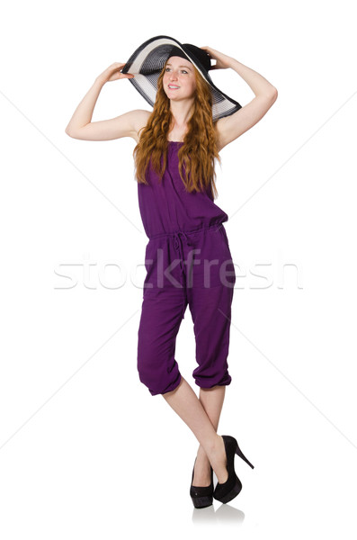 若い女性 ファッション 少女 モデル 夏 スーツ ストックフォト © Elnur