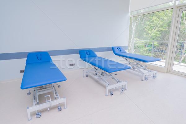 Kamer moderne ziekenhuis technologie venster geneeskunde Stockfoto © Elnur