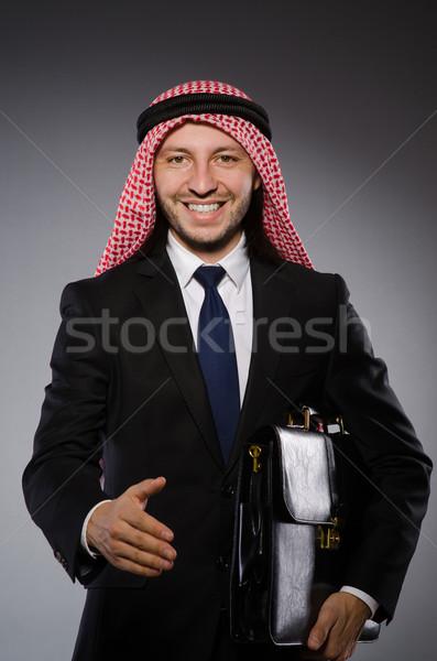 阿拉伯 男子 多樣 業務 手 商人 商業照片 © Elnur