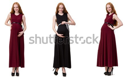 Set of photos in fashion concept Stock photo © Elnur