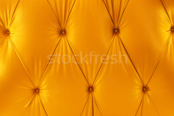 Leather background with decorative buttons Stock photo © Elnur