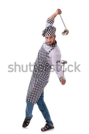 Criminelle rayé uniforme affaires droit Photo stock © Elnur