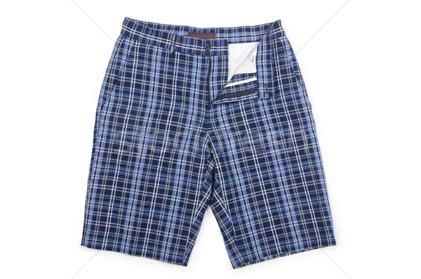 Male shorts isolated on the white background Stock photo © Elnur