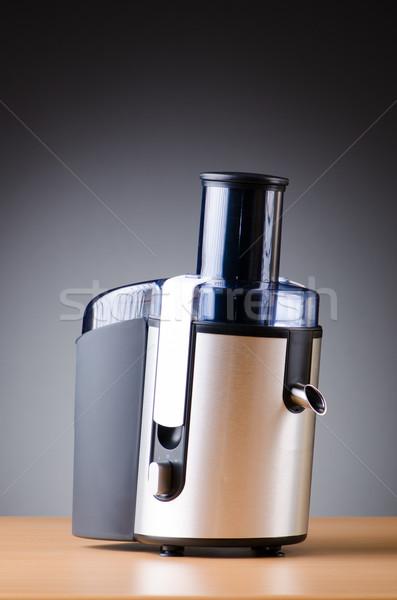 Juice extractor in kitchenware concept Stock photo © Elnur