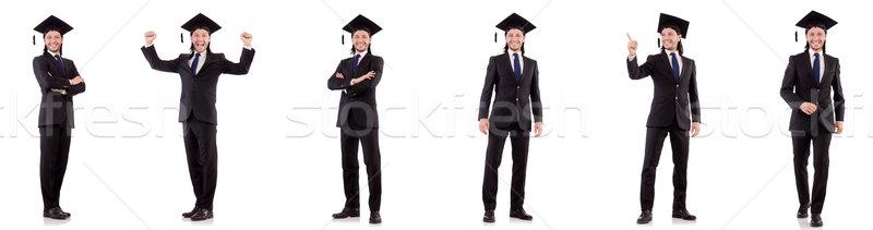 Businessman ready for executive MBA Stock photo © Elnur