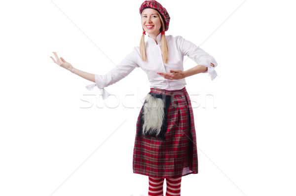 Tradições pessoa rua saco roupa Foto stock © Elnur