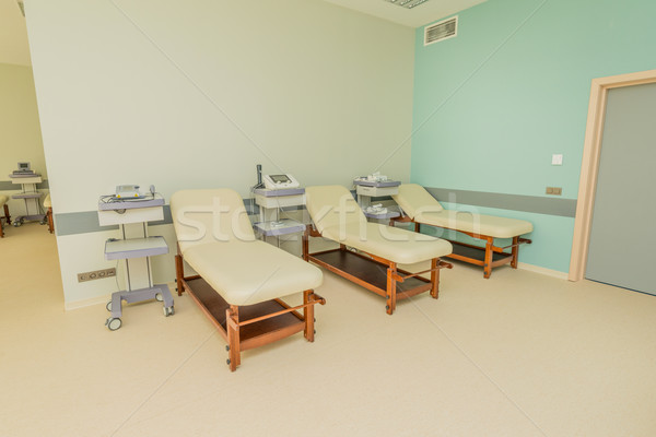 Room in the modern hospital Stock photo © Elnur