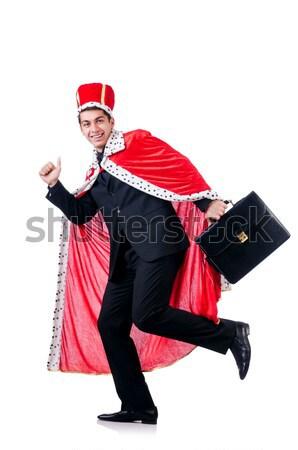 Tancerz taniec hiszpanski biały człowiek sexy Zdjęcia stock © Elnur