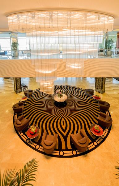 Hotel lobby nowoczesne projektu domu świetle Zdjęcia stock © Elnur