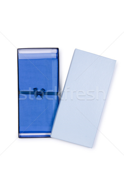 Handkerchief isolated on the white background Stock photo © Elnur