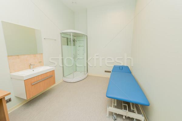 Room in the modern hospital Stock photo © Elnur