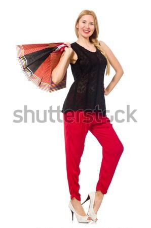 Kobiet tancerz taniec hiszpanski dance moda Zdjęcia stock © Elnur