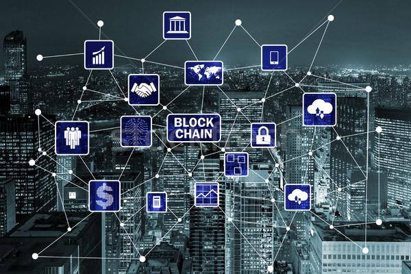 Database gestione mondo tecnologia finanziare comunicazione Foto d'archivio © Elnur