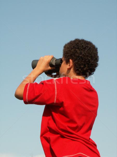 seeking Stock photo © elvinstar