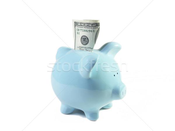 幸せ 貯金 1 100 ドル 法案 ストックフォト © elvinstar