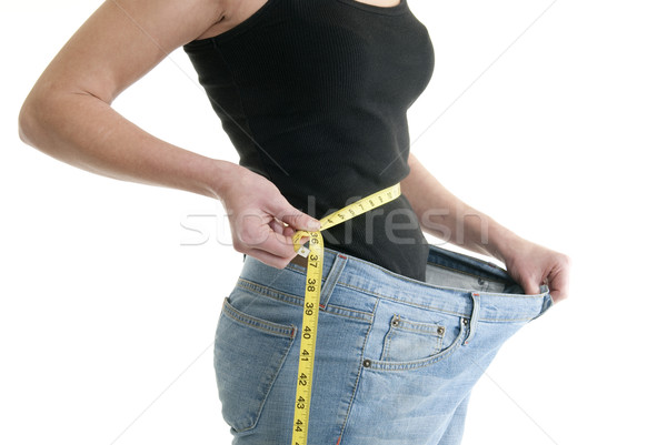 Successful diet Stock photo © elvinstar