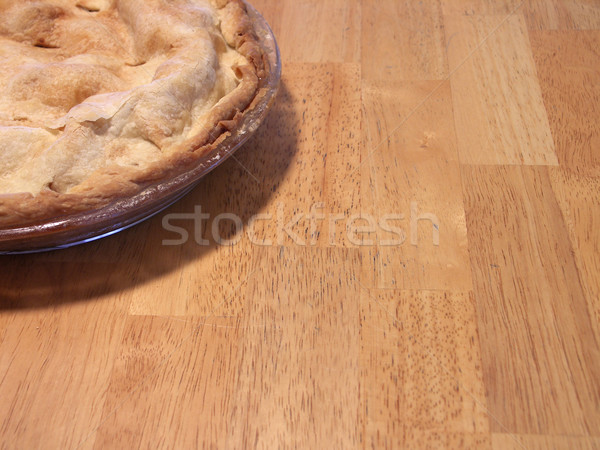 moms apple pie 2 Stock photo © elvinstar