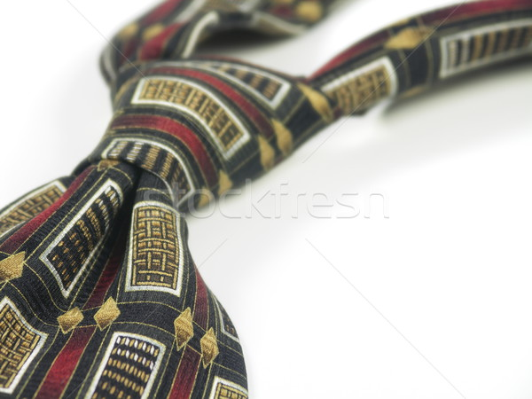 knotted tie Stock photo © elvinstar