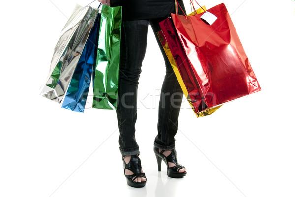 Shopping spree Stock photo © elvinstar