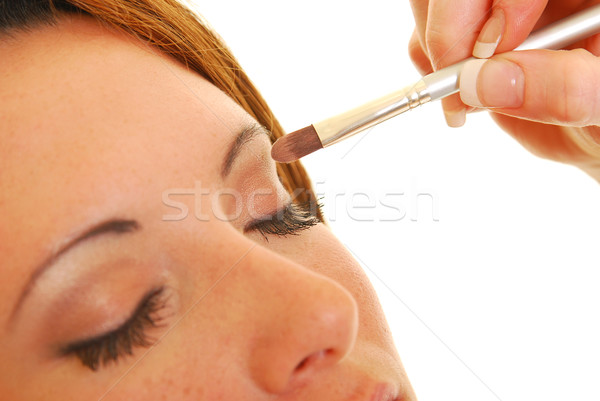 In make-up Stock photo © elvinstar
