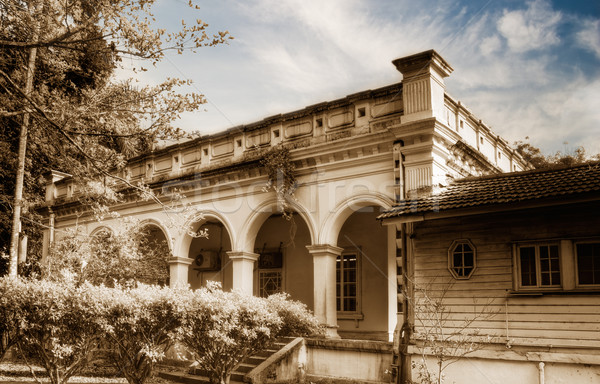 Old building Stock photo © elwynn