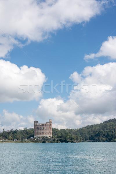 Scenery of Sun Moon Lake Stock photo © elwynn