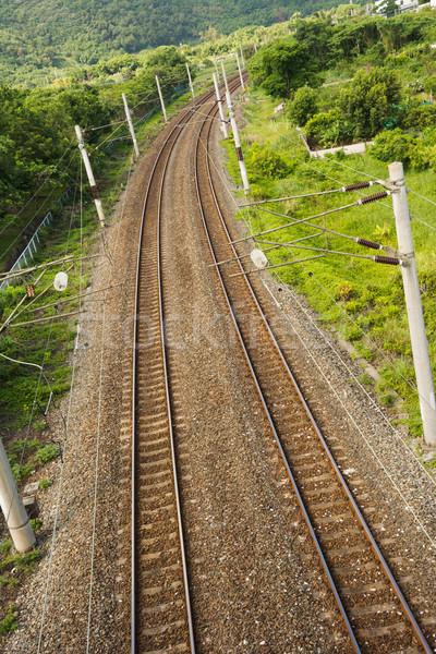 Railroad Stock photo © elwynn