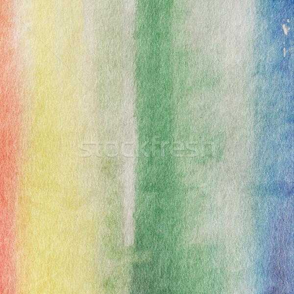 紙のテクスチャ 水彩画 壁 背景 スペース ストックフォト © elwynn