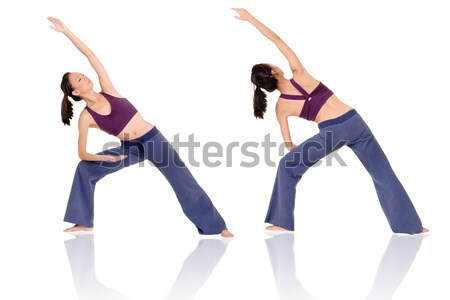 yoga Stock photo © elwynn