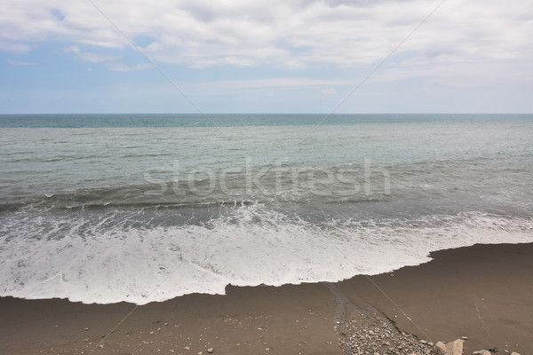 Taitung coast line Stock photo © elwynn