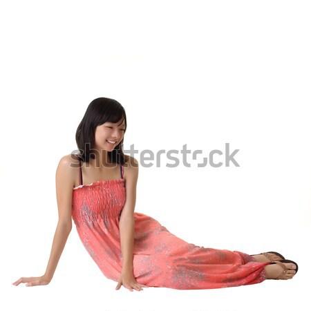 Asian woman Stock photo © elwynn