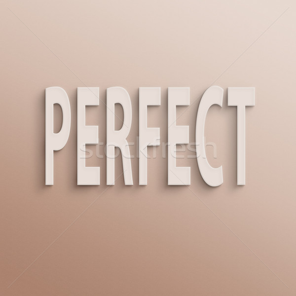 perfect Stock photo © elwynn