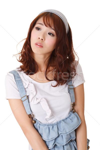 Young woman Stock photo © elwynn