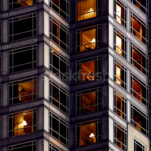 Architecture background Stock photo © elwynn
