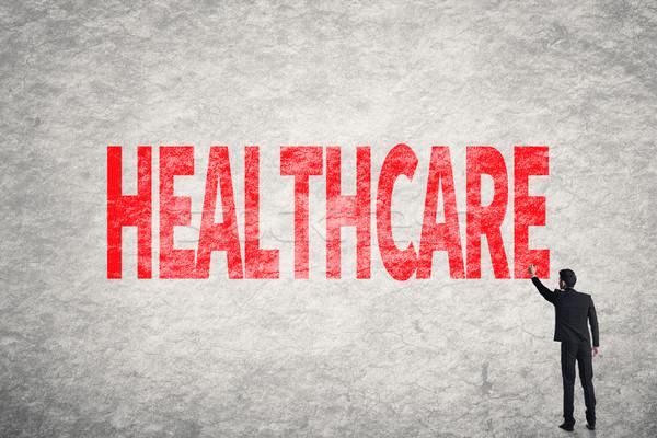 Healthcare Stock photo © elwynn