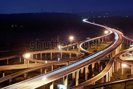 Highway Stock photo © elwynn