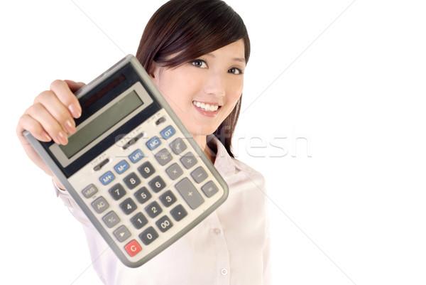 Business woman Stock photo © elwynn