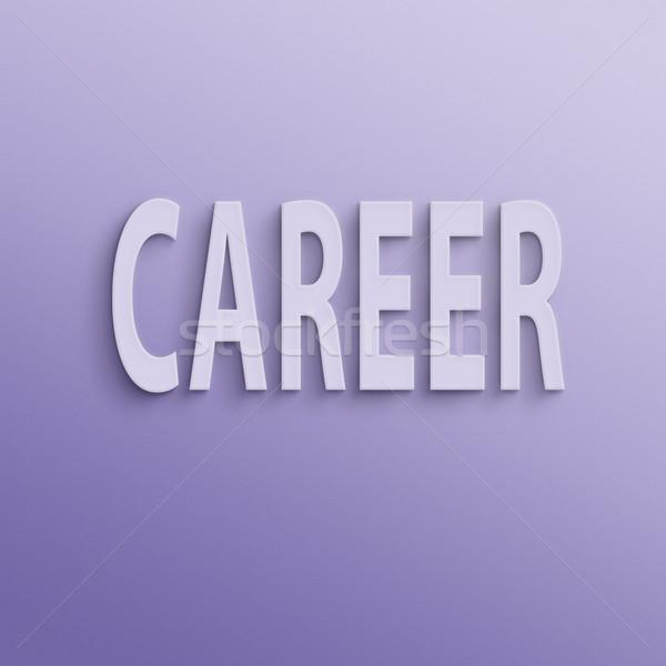 career  Stock photo © elwynn
