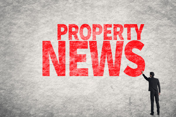 Property News Stock photo © elwynn