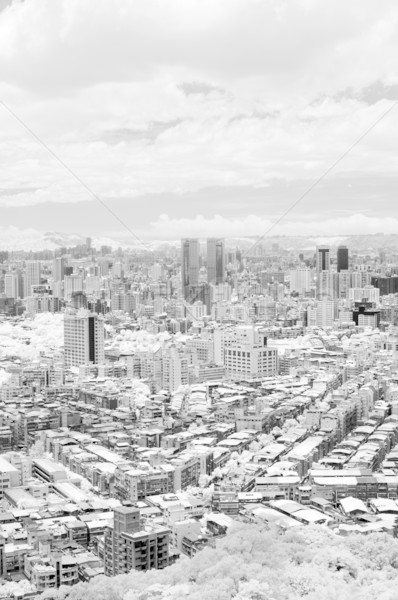 Taipei cityscape Stock photo © elwynn