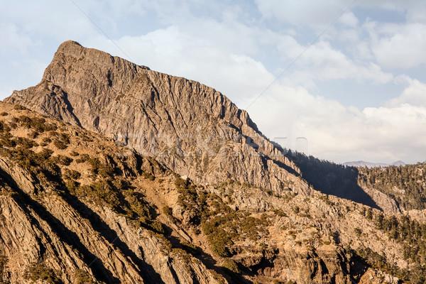 Stock photo: Mt Jade east peak