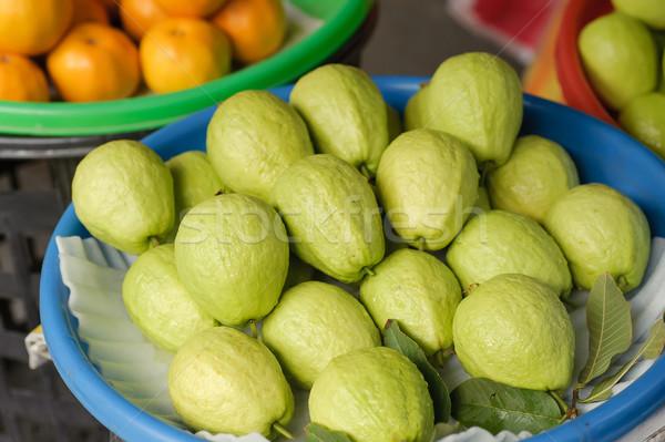 Guavas Stock photo © elwynn