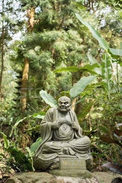 像 古い 森林 台湾 アジア 神 ストックフォト © elwynn